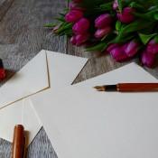 Brieffreunden mit exklusiven Schreibwaren eine Freude bereiten