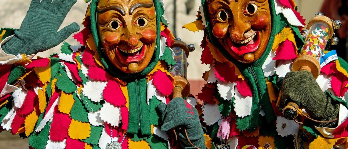 Halloween- und Karnevalskostüme - Die Lust am Verkleiden