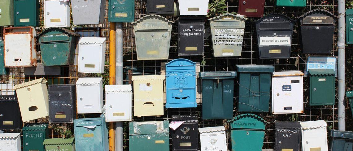 Briefkästen - Mehr als nur Postboxen