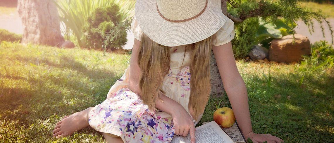 Perfekte Zeit zum Lesen und Schreiben - Der Sommer