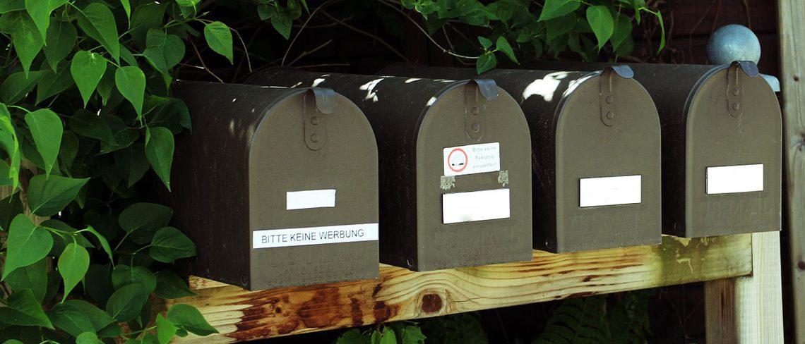 Auf der Suche nach dem schönsten Briefkasten – die besten Tipps!