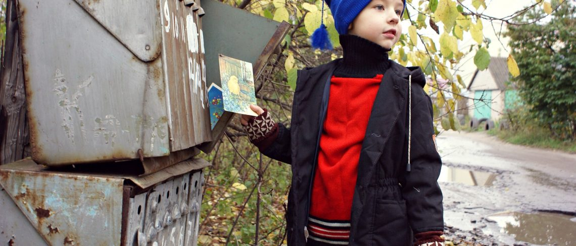 Kinder-Brieffreundschaften