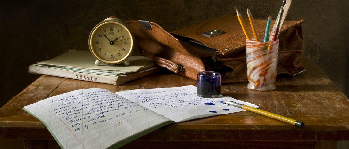 Briefeschreiben in Coronazeiten