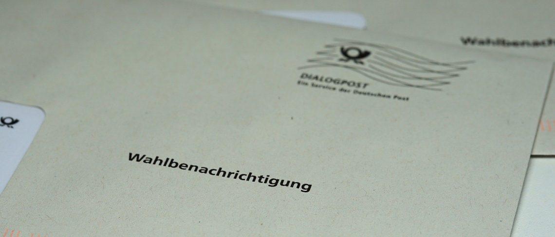 Die Briefwahl