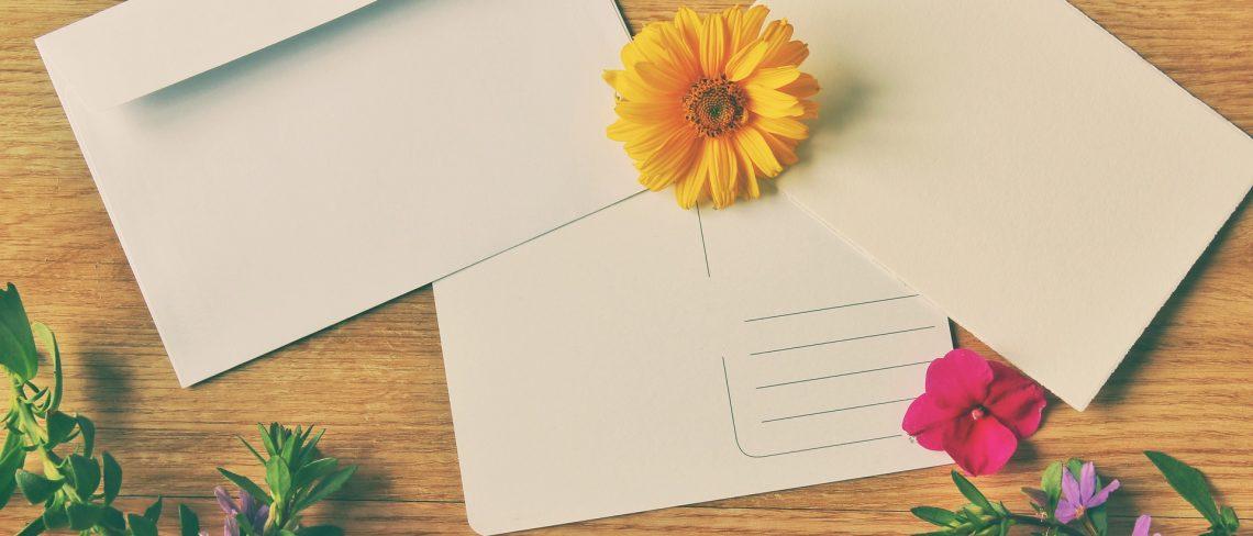 Mini-Geschenke für den Briefumschlag