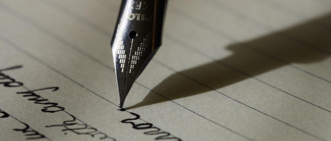 Die verschiedensten Brieffreundschaften pflegen
