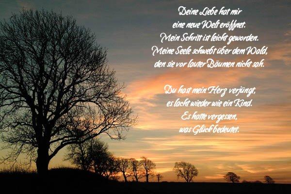 Gedichte über das glück